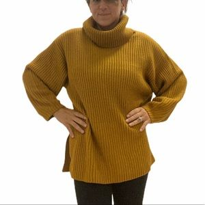 NWT Topshop Turtle Neck Sweater